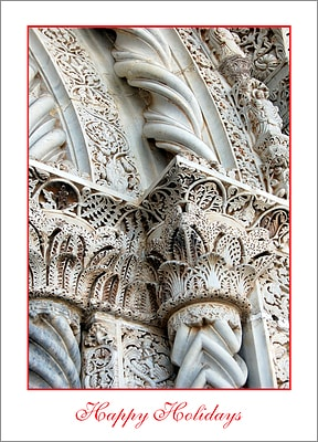 Palermo Cathedral (Glossy White)