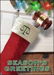 Christmas Card For Attorneys